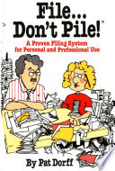 File...Don't Pile