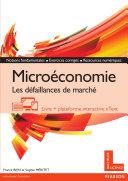 Microéconomie - Les défaillances de marché
