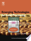 """Emerging Technologies for Food Processing"" by Da-Wen Sun"