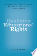 Realizing Educational Rights
