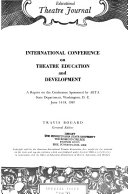 Report on the Conference Sponsored by the AETA [and Held At] State Department, June 14-18, 1967