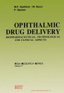 Ophthalmic Drug Delivery