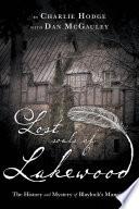 Lost Souls of Lakewood