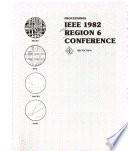 Proceedings - Region 6 Conference