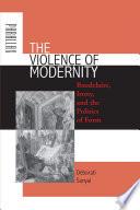 The Violence of Modernity
