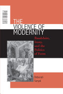 Pdf The Violence of Modernity Telecharger