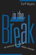 In the Break ebook