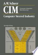 CIM Computer Integrated Manufacturing Book
