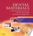 Dental Materials   E Book Book