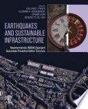 Earthquakes and Sustainable Infrastructure Book