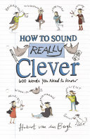How to Sound Really Clever Pdf/ePub eBook