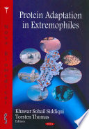Protein Adaptation in Extremophiles Book