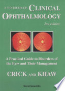A Textbook of Clinical Ophthalmology