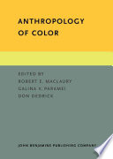 Anthropology Of Color