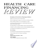 Innovations In Fee For Service Financing And Delivery
