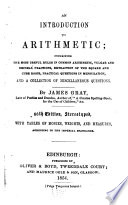An Introduction to Arithmetic