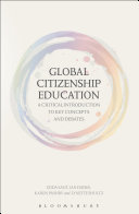 Global Citizenship Education: A Critical Introduction to Key Concepts and Debates Pdf/ePub eBook