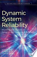 Dynamic System Reliability Book