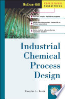 Industrial Chemical Process Design