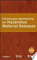 Continuous Monitoring for Hazardous Material Releases Book