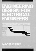 Engineering Design for Electrical Engineers Book