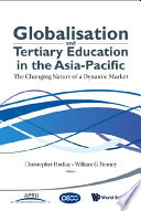 Globalisation And Tertiary Education In The Asia Pacific Book PDF