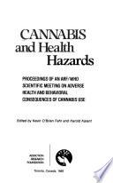 Cannabis and Health Hazards