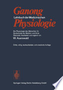 Lehrbuch der Medizinischen Physiologie