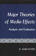 Major Theories of Media Effects