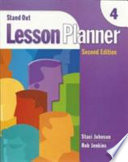 Stand Out 4-Lesson Planner+Audio Cd+Activity Bank