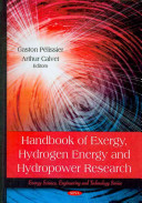 Handbook Of Exergy Hydrogen Energy And Hydropower Research Book PDF