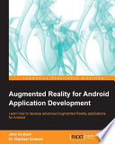 Augmented Reality For Android Application Development Book PDF
