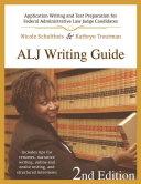 ALJ Writing Guide 2nd Edition
