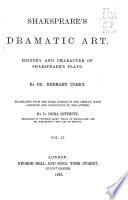 Shakspeare's Dramatic Art