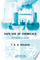 Safe Use of Chemicals