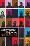 Extravagant Abjection Pdf/ePub eBook