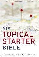 Pdf NIV, Topical Starter Bible, eBook