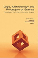 Logic  Methodology and Philosophy of Science Book