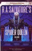 R. A. Salvatore's War of the Spider Queen, Volume I image