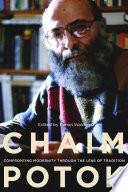 Chaim Potok Book PDF