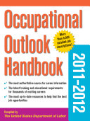 Occupational Outlook Handbook 2011 2012