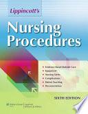 Lippincott s Nursing Procedures Book