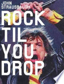 Rock Til You Drop Book