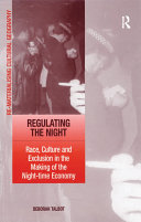 Regulating the Night Pdf/ePub eBook