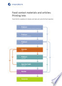 Food Contact Materials and Articles, Printing Inks