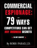 Commercial Espionage