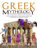 Greek Mythology Coloring Book for Adults Book PDF