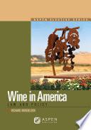 Wine Law in America