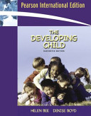 Cover of The Developing Child