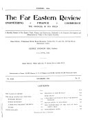 The Far Eastern Review